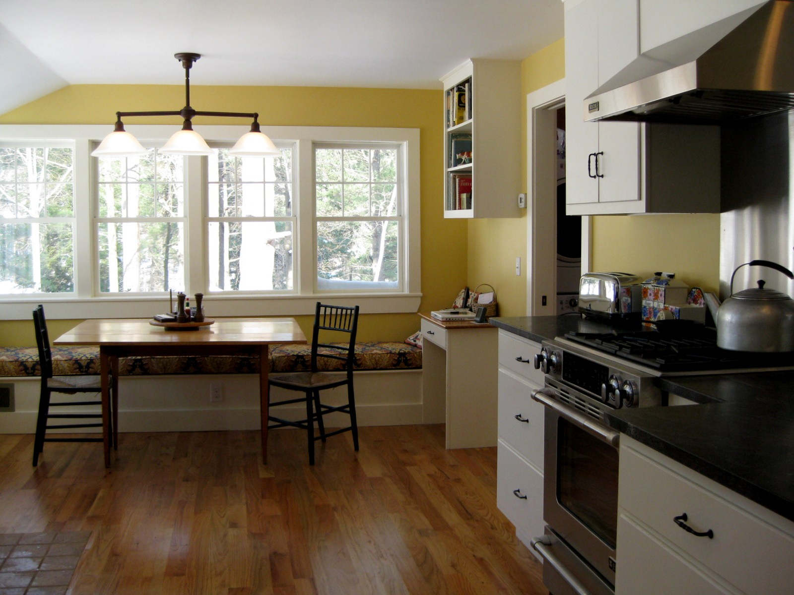 Hallowell House - Kitchen 1