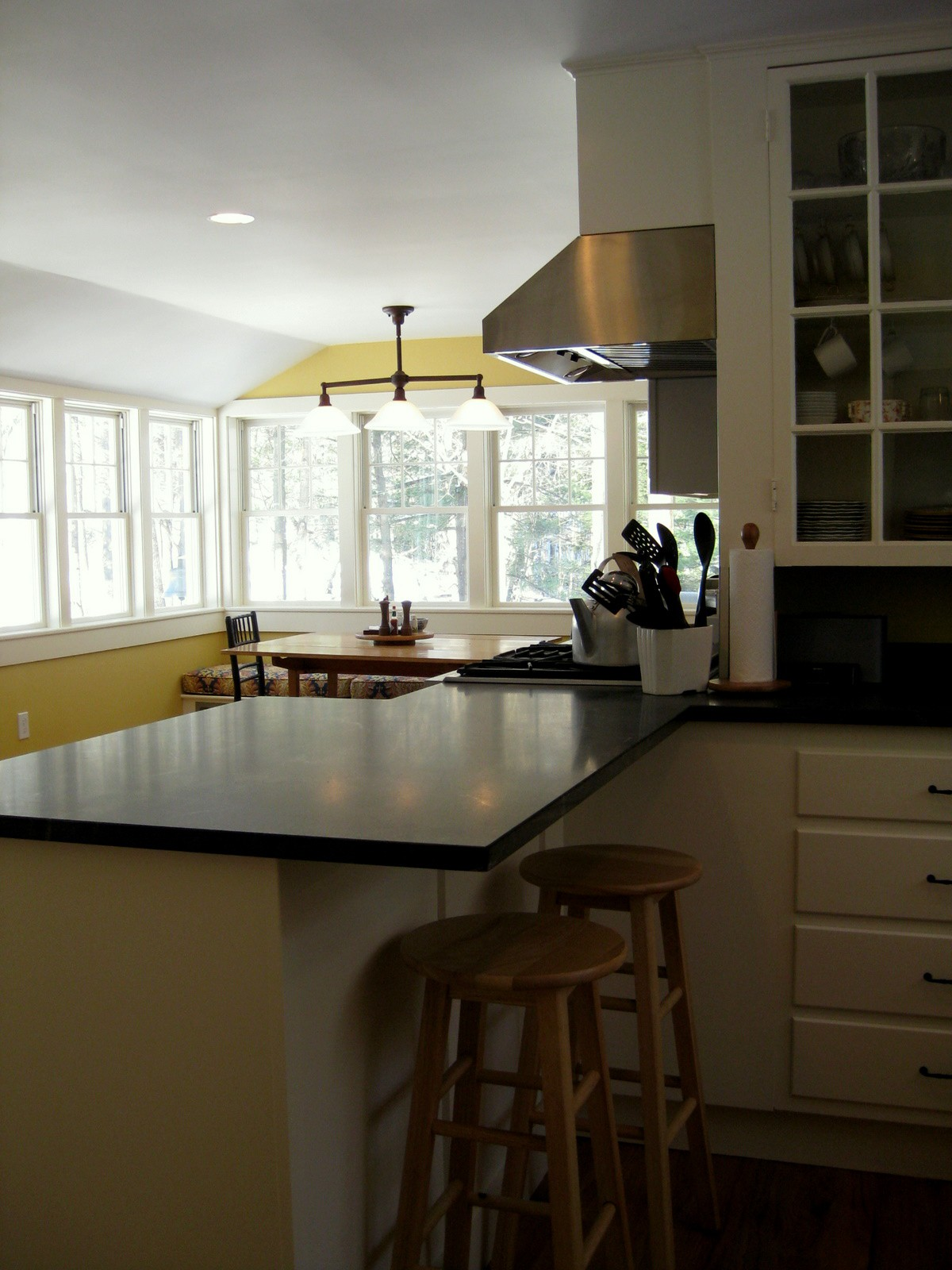Hallowell House - Kitchen 2